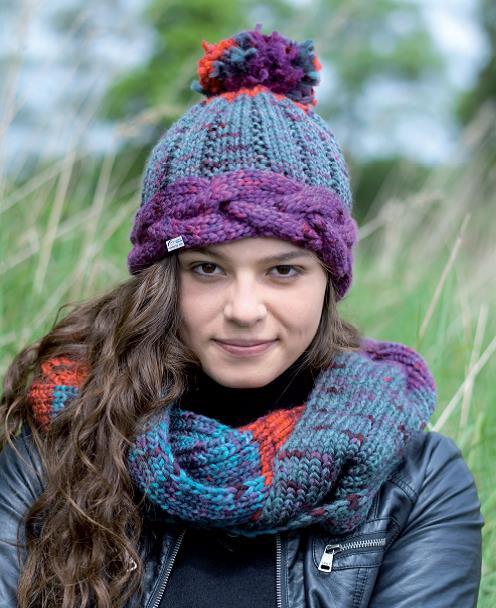 1 pelote fashion 13 pour bonnet charpe ou pull rellana toutes en laine vente de laine - Combien de pelote pour une echarpe ...