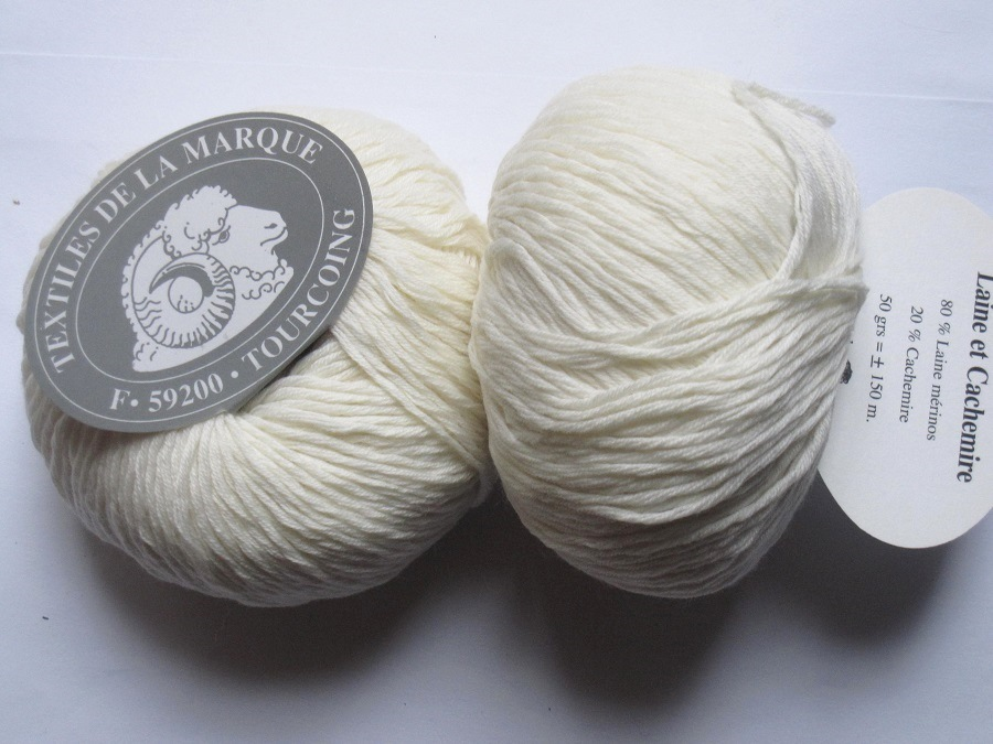 laine cachemir a tricoter